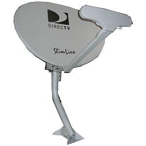 DIRECTV Digital SWM (DSWM) 13-channel 3LNB Slimline SWM Dish