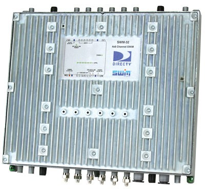 SWM32 and two required Power Supplies
