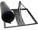 Non-penetrating Roof Mount and Mat for DIRECTV Dish