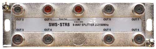 DIRECTV SWM 1x8 Splitter (DIRECTV approved)