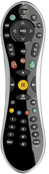 TiVo Series4 Glo Remote