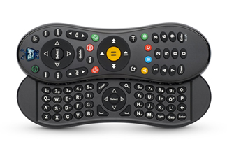 TiVo Slide Pro Remote Control for TiVo Premieres and Mini