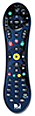 DIRECTV THR22 TiVo Peanut Remote