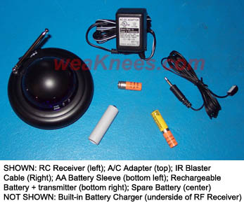 RF Remote Converter