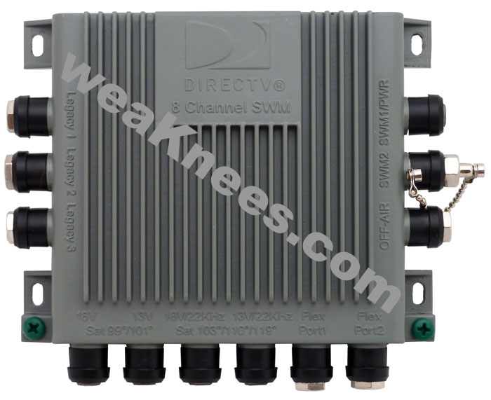 directv swm single wire multiswitch including power click to enlarge
