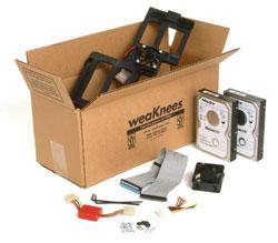 TiVo Upgrade Kits and Hard Drives