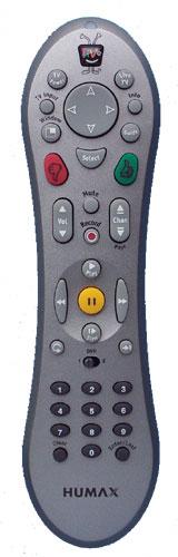 Directv tivo remote